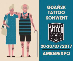 Gdansk Tattoo Konwent 2017